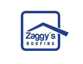 #112 para Logo Design for Zaggy's Roofing por jai07