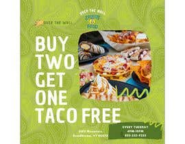 #28 untuk Create Instagram advertisement for Taco Tuesdays oleh vermah