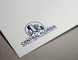 #307 for Id like a logo and a business card for my new company, CENTRAL FLORIDA DRYWALL AND CONSTRUCTION LLC af EagleDesiznss