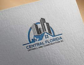 nº 272 pour Id like a logo and a business card for my new company, CENTRAL FLORIDA DRYWALL AND CONSTRUCTION LLC par alamin216443