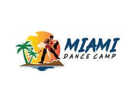 """#15 для Logo design for """"Miami Dance Camp"""" от zainashfaq8"""