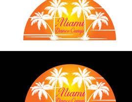 """#65 для Logo design for """"Miami Dance Camp"""" от pranadibroy"""