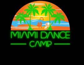 """#75 для Logo design for """"Miami Dance Camp"""" от pranadibroy"""