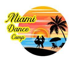 """#77 для Logo design for """"Miami Dance Camp"""" от pranadibroy"""