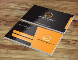 #33 para Design some Business Cards for Tallman Property Group LLC por crocstudios