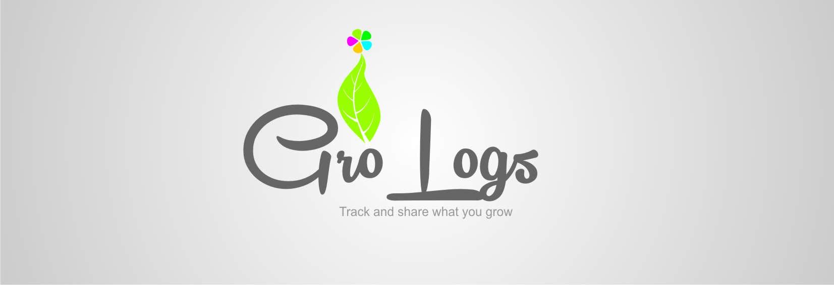 Bài tham dự cuộc thi #                                        46                                      cho                                         Design Logo & Icon for GroLogs