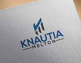 #106 for Logo for Knautia Melton by designguru775