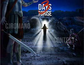 #9 for Jesus arising from a tomb with two royal guards near him in a 7 days to die theme af CJRomano