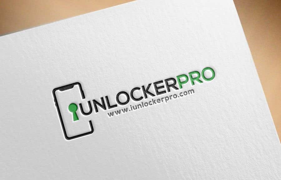 Proposition n°146 du concours Logo Design for www.iunlockerpro.com