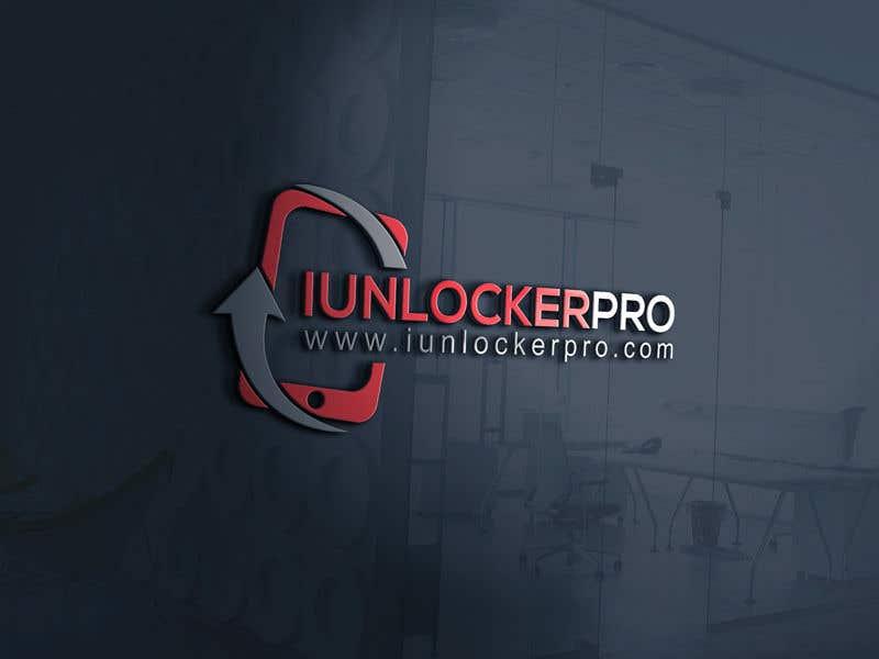 Penyertaan Peraduan #101 untuk Logo Design for www.iunlockerpro.com