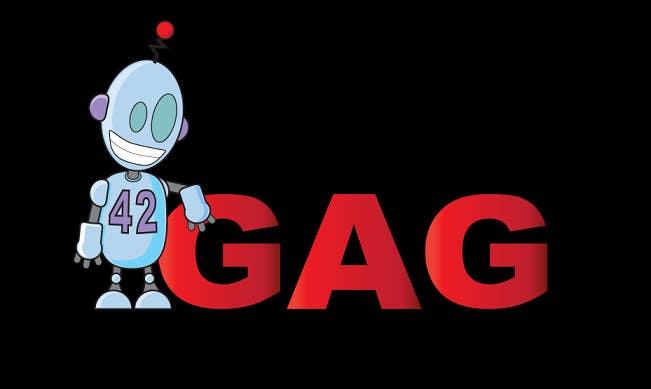 Penyertaan Peraduan #19 untuk Logo Design for sciency but funny image site: 42gag.com