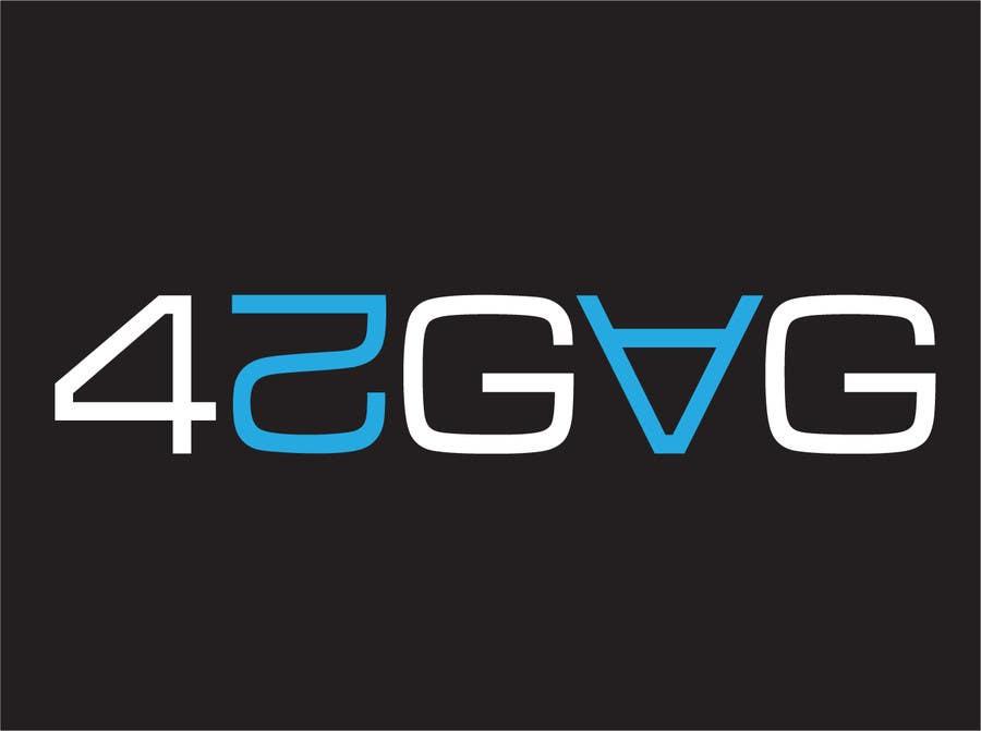 Penyertaan Peraduan #55 untuk Logo Design for sciency but funny image site: 42gag.com
