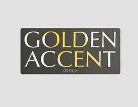 """#60 для создать для меня логотип для мастерской - Студия """"Золотой Акцент"""". от daltun"""