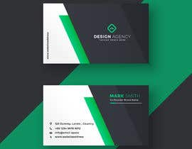 #30 para business card por freelancerraiha2