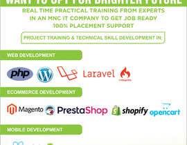 #1 untuk flyer design for training course oleh FarooqGraphics