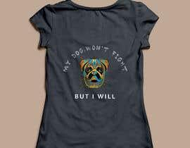 #181 для T-shirt design Contest от maan456