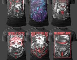 Nro 186 kilpailuun T-shirt design Contest käyttäjältä sajeebhasan177