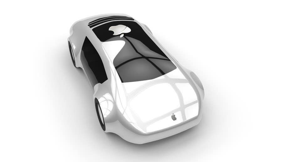 Contest Entry #                                        70                                      for                                         Create a design for the rumored Apple Electric Car