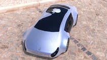 3D Design Contest Entry #85 for Create a design for the rumored Apple Electric Car