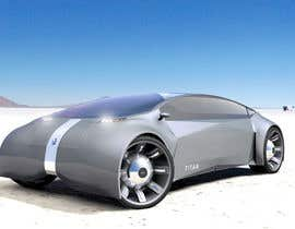 #221 for Create a design for the rumored Apple Electric Car by GurMaster