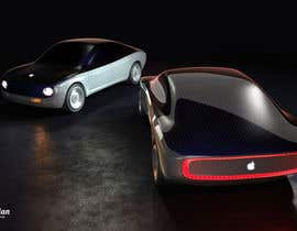 #217 for Create a design for the rumored Apple Electric Car by maximchernysh