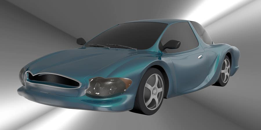 Contest Entry #                                        101                                      for                                         Create a design for the rumored Apple Electric Car