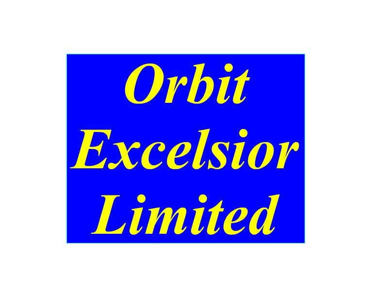 Конкурсная заявка №                                        33                                      для                                         Orbit Excelsior Limited