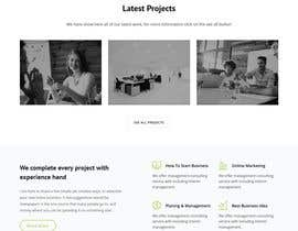 #31 for Create an updated design for my website by siddique1092