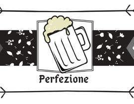 #1 for beer label - window panting af GELLOSKIE