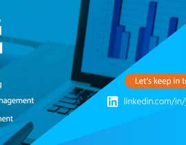 #54 for LinkedIn Background Image by firewardesigns