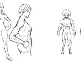 nº 24 pour Create Male and Female characters for 2D mobile game - Long term work for successful applicant par osama2681