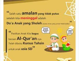 #13 untuk Design a brochure for reading Qur'an course oleh Panj0ule