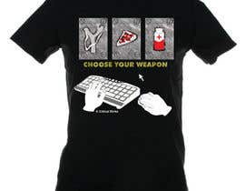 #53 untuk Battlefield Tactical Warfare Pack [Gaming] T-shirt Design oleh doarnora