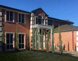 designph1 tarafından Architectural Design or sketch for House Portico için no 29