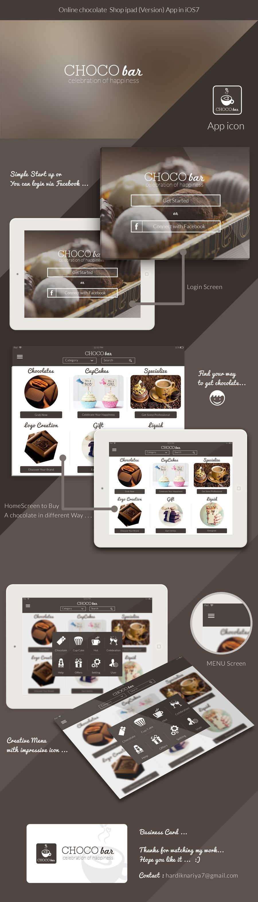 Konkurrenceindlæg #10 for E-commerce site for cake shop