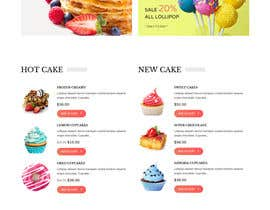 #11 para E-commerce site for cake shop por webservice24