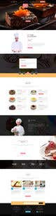 Konkurrenceindlæg #5 billede for E-commerce site for cake shop