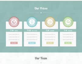 #15 para E-commerce site for cake shop por ktechint