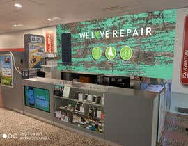 #91 cho Design a banner for our repair  kiosk bởi cihanbige