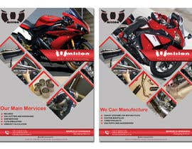 #49 для A5 Leaflet Design от irfananis07