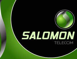 #160 для Logo Design for Salomon Telecom от photoshopkiller