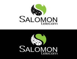 CrimsonPumpkin님에 의한 Logo Design for Salomon Telecom을(를) 위한 #57