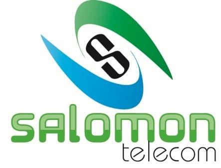 Inscrição nº 237 do Concurso para Logo Design for Salomon Telecom
