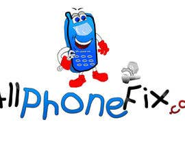 nº 35 pour Logo Design for All Phone Fix par lorikeetp9