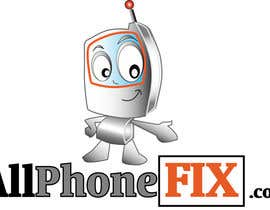 #36 for Logo Design for All Phone Fix af borkica