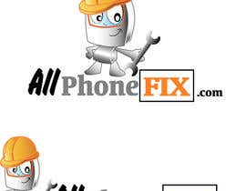 #55 for Logo Design for All Phone Fix af borkica