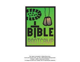 "#88 for Create a logo (""Bible Bootcamp"") af Miszczui"