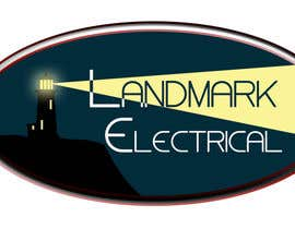 #45 para Create a business name and Logo Design for Electrical company por tedatkinson123