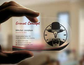 #87 untuk Grenat Concept - Create letterhead and business cards designs ready for production oleh shahnazakter