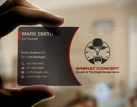 #110 untuk Grenat Concept - Create letterhead and business cards designs ready for production oleh sohelrana210005